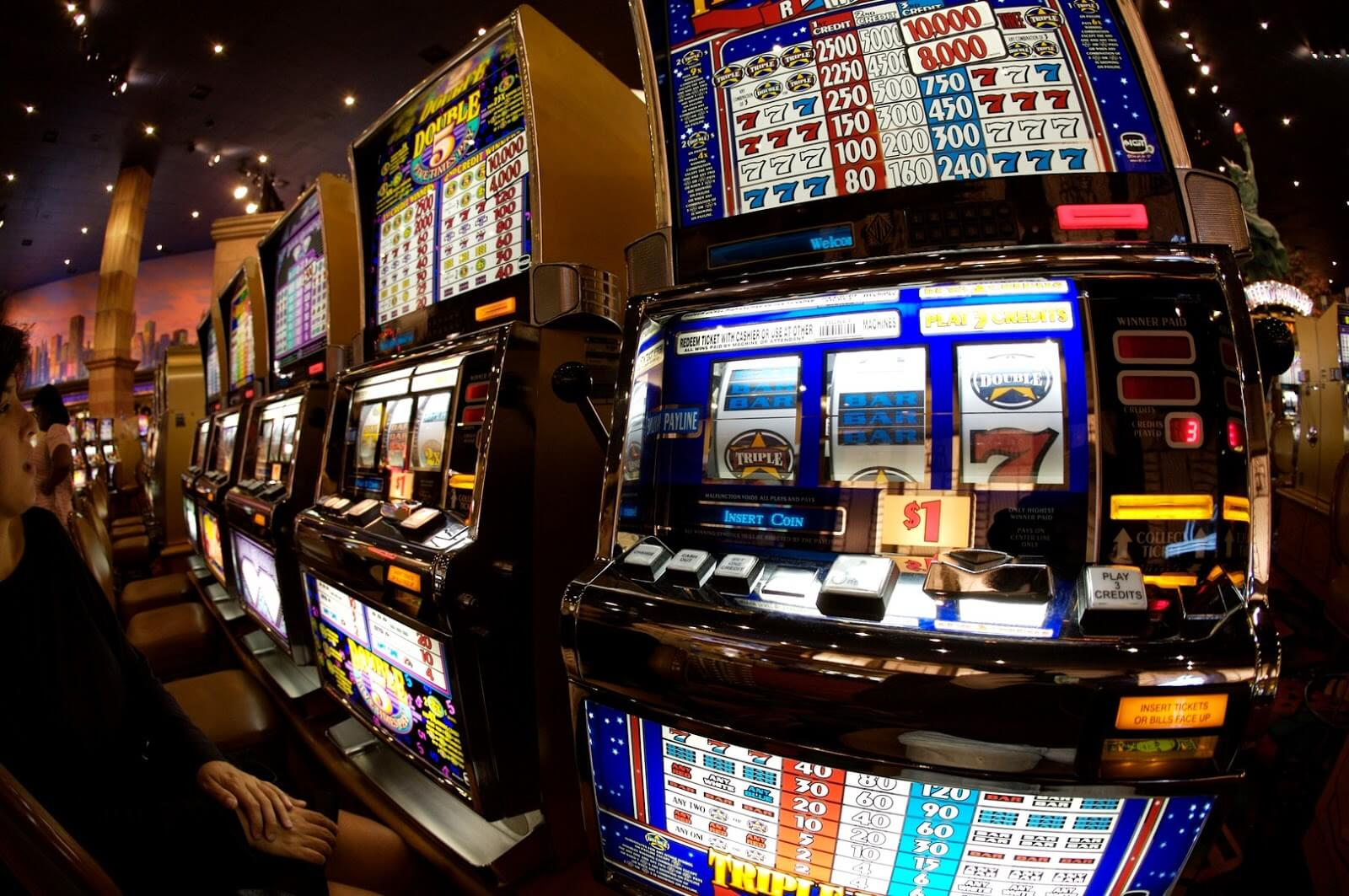 A number of advantages to playing online slots from trusted sites