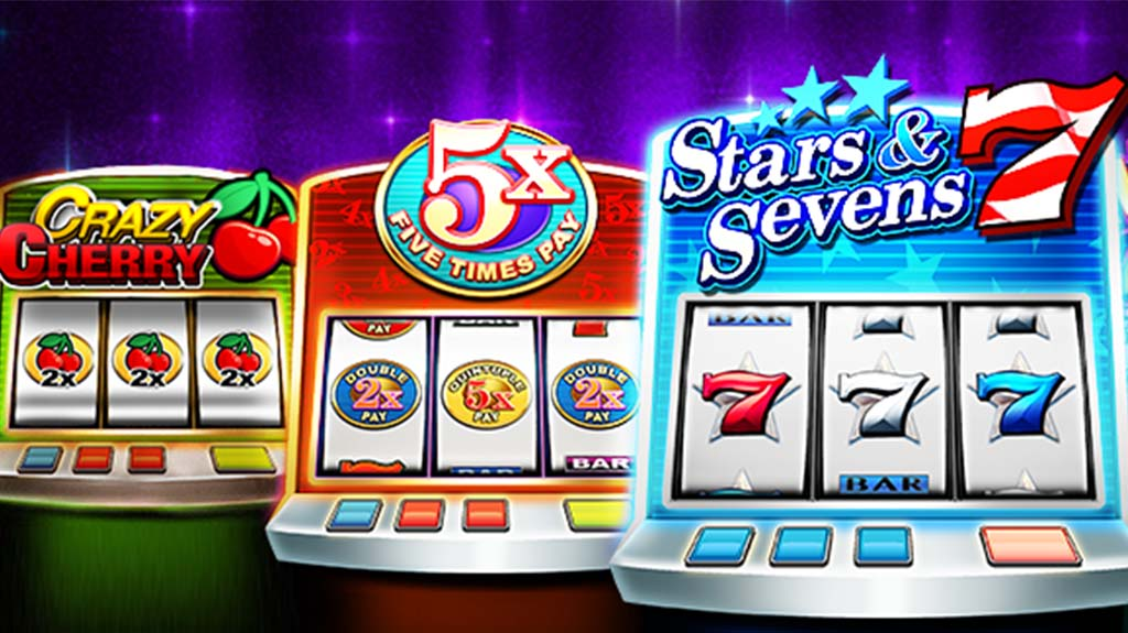 Online slot site gambling games get popularity every year
